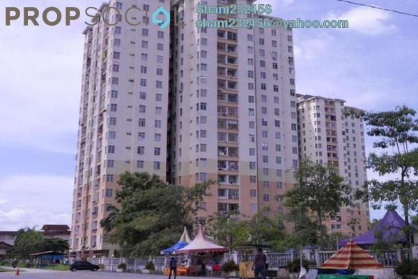 For Rent Condominium at Mutiara Condominium, Bukit Mertajam Freehold Fully Furnished 3R/2B 1k