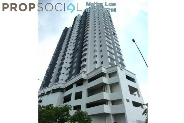 For Sale Condominium at Sri Emas, Pudu Freehold Unfurnished 3R/2B 635k