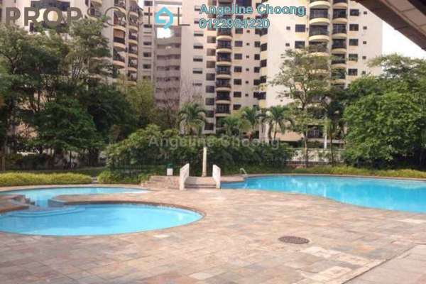 For Sale Condominium at One Ampang Avenue, Ampang Leasehold Fully Furnished 3R/0B 435k
