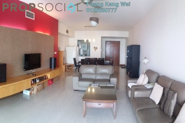 For Sale Condominium at Mont Kiara Aman, Mont Kiara Freehold Fully Furnished 3R/3B 1.28m