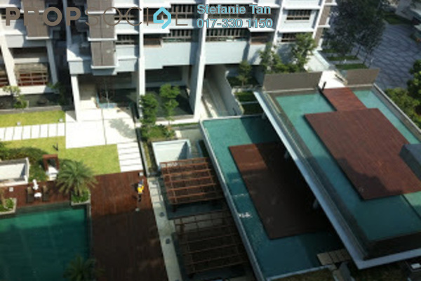 For Sale Condominium at Seni, Mont Kiara Freehold Semi Furnished 4R/3B 2.55m