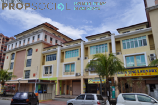 For Rent Shop at Metro Avenue, Jelutong Freehold Unfurnished 0R/1B 3k