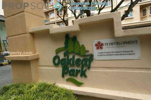 For Rent Condominium at Oakleaf Park, Bukit Antarabangsa Freehold Fully Furnished 1R/1B 1.05k