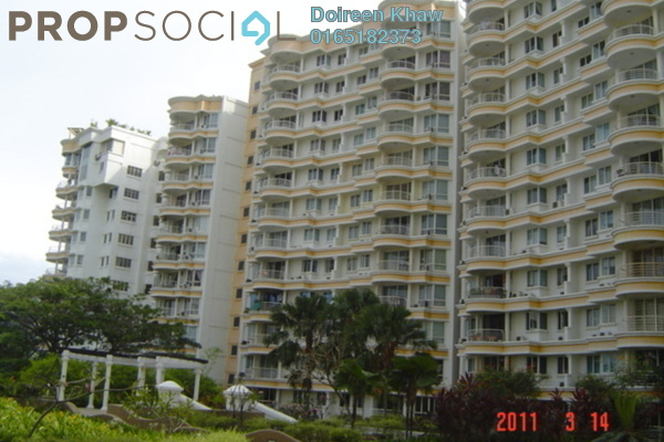 For Sale Condominium at Gold Coast, Bayan Indah Leasehold Fully Furnished 3R/2B 650k
