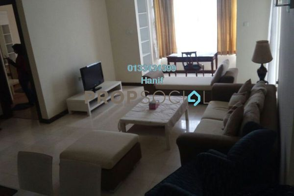 For Rent Condominium at The Orion, KLCC Freehold Fully Furnished 3R/3B 3k