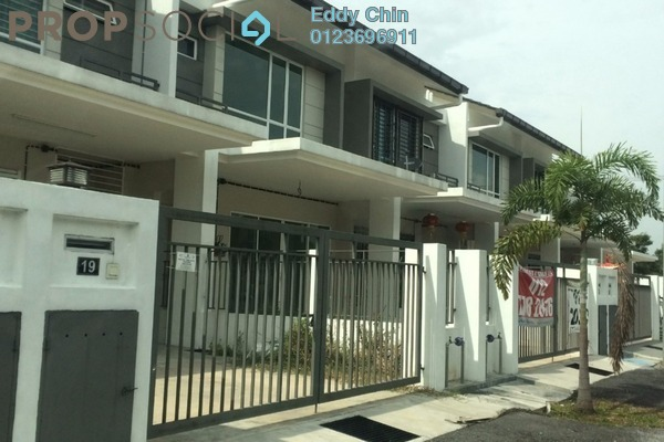 For Rent Terrace at BSP 21, Bandar Saujana Putra Leasehold Semi Furnished 4R/3B 1.88k