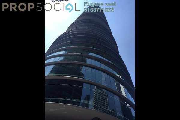 For Sale Serviced Residence at Vortex Suites & Residences, KLCC Freehold Semi Furnished 3R/2B 1.1m