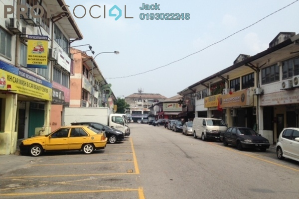 For Rent Shop at Prima Selayang, Selayang Leasehold Unfurnished 0R/2B 3.2k