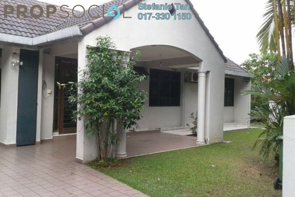 For Sale Bungalow at Lucky Garden, Bangsar Freehold Semi Furnished 5R/3B 4.5m
