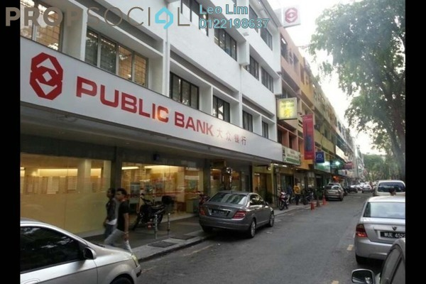 For Sale Shop at Taman Maluri, Cheras Leasehold Unfurnished 0R/6B 2.2m