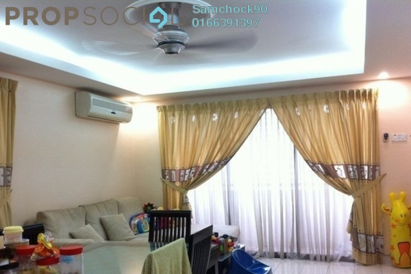 For Sale Condominium at Palm Spring, Kota Damansara Leasehold Fully Furnished 3R/2B 490k