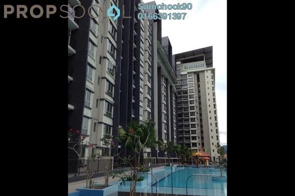 For Sale Condominium at Amara, Batu Caves Freehold Semi Furnished 3R/2B 380k