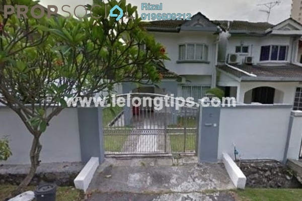 For Sale Terrace at SD10, Bandar Sri Damansara Freehold Unfurnished 4R/4B 900k