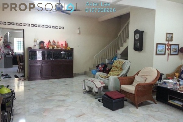 For Sale Terrace at Batu Belah, Klang Freehold Semi Furnished 0R/0B 570k