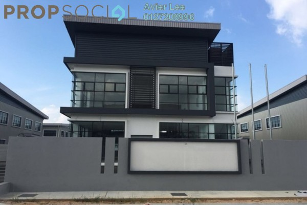 For Rent Factory at Gateway Kiaramas, Mont Kiara Freehold Semi Furnished 0R/0B 20k
