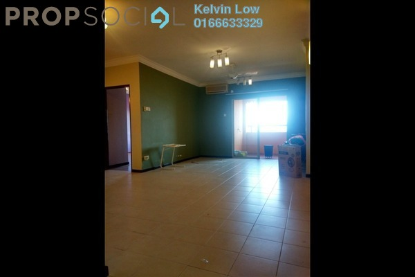 For Sale Condominium at Paradesa Tropika, Bandar Sri Damansara Freehold Semi Furnished 3R/2B 530Ribu