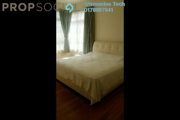 For Sale Condominium at Binjai Residency, KLCC Freehold Fully Furnished 3R/2B 1.85m
