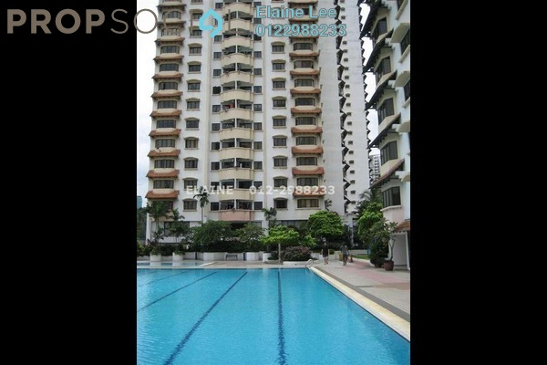 For Sale Condominium at Desa Kiara, TTDI Freehold Fully Furnished 3R/2B 620.0千