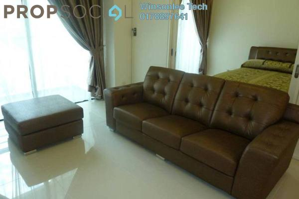 For Rent Condominium at Hampshire Place, KLCC Freehold Fully Furnished 1R/1B 3k