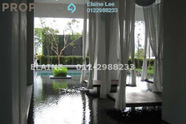 For Rent Condominium at Hampshire Place, KLCC Freehold Fully Furnished 1R/1B 3.8k