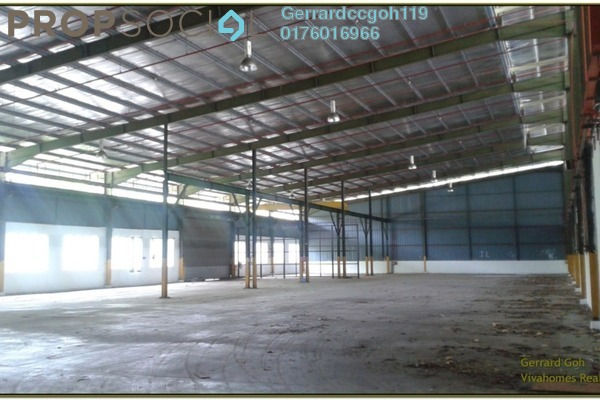 For Rent Factory at Senawang Industrial Area, Senawang Freehold Unfurnished 0R/0B 22k