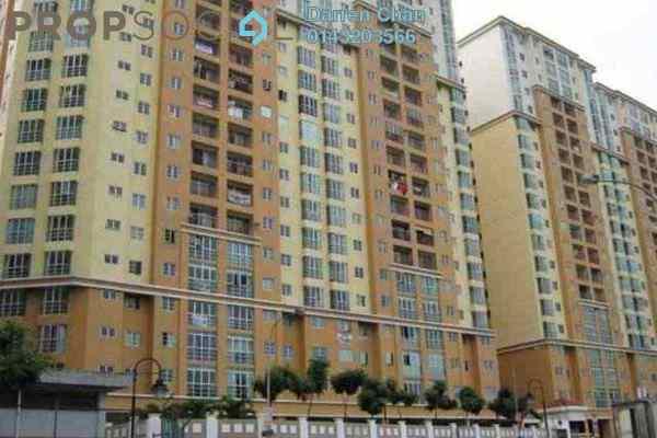 For Rent Condominium at Sri Jati II, Old Klang Road Freehold Fully Furnished 4R/2B 1.4k