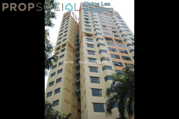 For Rent Condominium at D'Mayang, KLCC Freehold Fully Furnished 2R/2B 4.2k