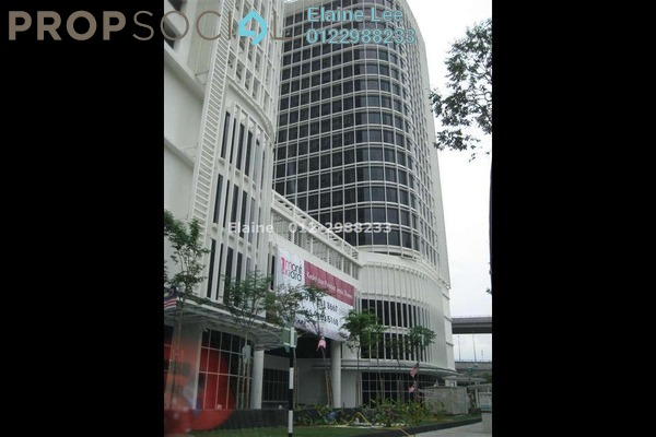 For Rent Office at One Mont Kiara, Mont Kiara Freehold Unfurnished 0R/0B 3.5k