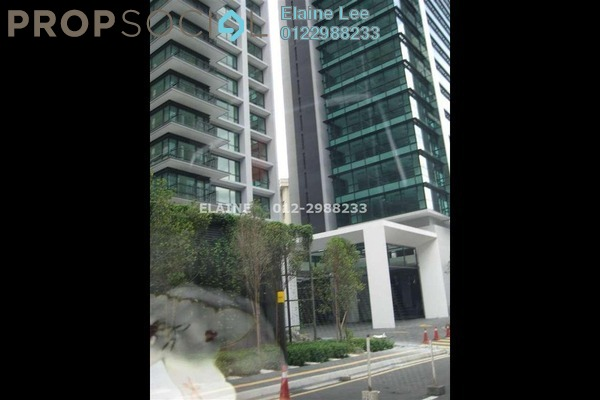 For Sale Office at Hampshire Place, KLCC Freehold Unfurnished 0R/0B 54.4k