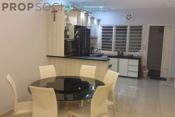 For Sale Townhouse at Chestwood Terrace, Bandar Utama Leasehold Semi Furnished 4R/3B 953k
