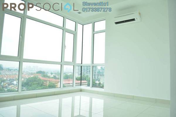 For Sale Condominium at Central Residence, Sungai Besi Freehold Semi Furnished 2R/1B 408k