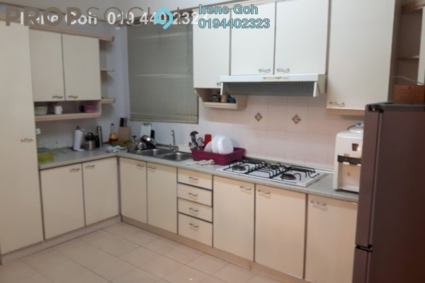 For Rent Condominium at Gold Coast, Bayan Indah Leasehold Fully Furnished 3R/2B 3k
