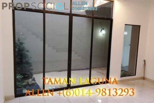 For Rent Terrace at Taman Hui Aun, Air Itam Freehold Semi Furnished 6R/5B 2.1k
