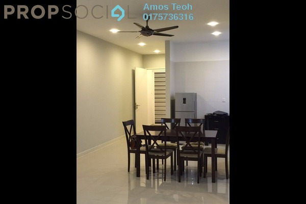 For Rent Condominium at Le Yuan Residence, Kuchai Lama Freehold Fully Furnished 2R/2B 2.4k