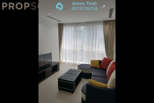 For Rent Condominium at Binjai 8, KLCC Freehold Fully Furnished 1R/2B 3.3k