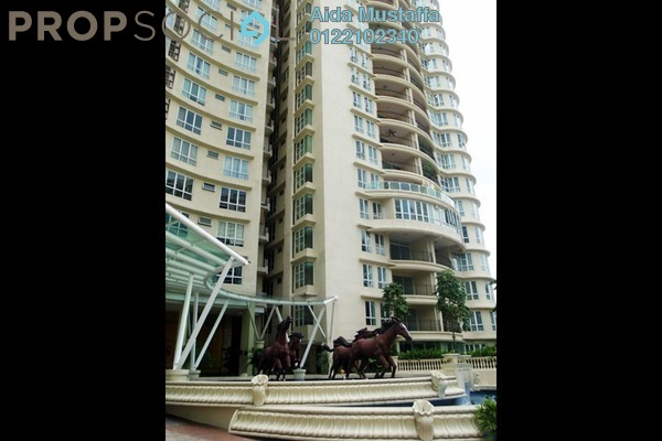 For Rent Condominium at La Grande Kiara, Mont Kiara Freehold Semi Furnished 3R/4B 4.8k