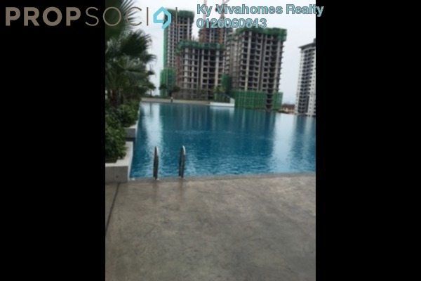 For Rent Condominium at Scenaria, Segambut Freehold Unfurnished 3R/2B 1.4k