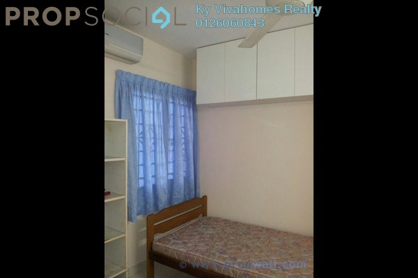 For Rent Condominium at Palm Spring, Kota Damansara Leasehold Fully Furnished 3R/2B 1.4k