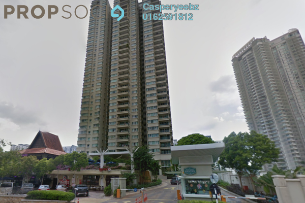 For Sale Condominium at Mont Kiara Banyan, Mont Kiara Freehold Fully Furnished 4R/4B 1.5m