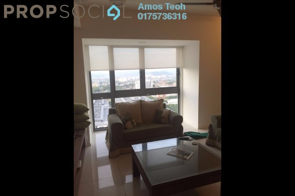 For Rent Condominium at The Breezeway, Desa ParkCity Freehold Fully Furnished 2R/2B 3.7k