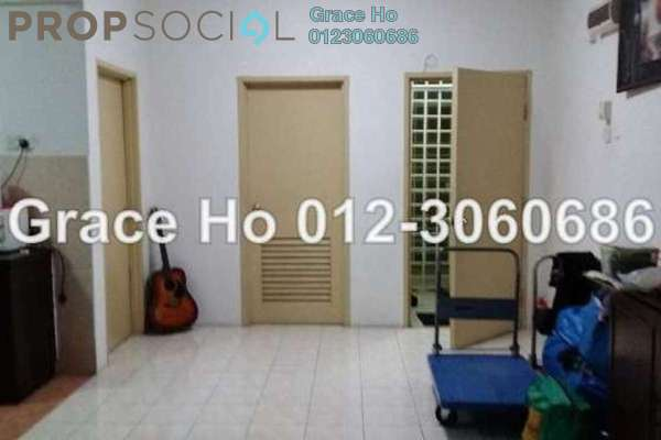 For Sale Condominium at Bougainvilla, Segambut Freehold Semi Furnished 3R/2B 440k
