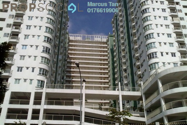 For Rent Condominium at Kepong Central Condominium, Kepong Leasehold Unfurnished 3R/2B 1.2k