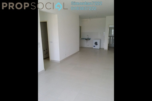 For Sale Apartment at Seri Jati Apartment, Setia Alam Freehold Unfurnished 3R/2B 318k