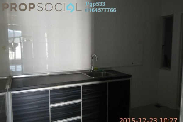 For Rent Condominium at Boulevard Condominium, Air Itam Freehold Semi Furnished 3R/2B 1.2k