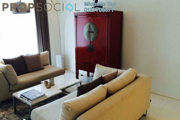 For Sale Condominium at Hampshire Place, KLCC Freehold Fully Furnished 1R/1B 998k