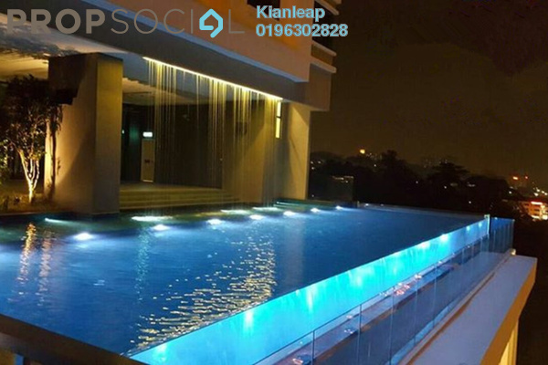 For Sale Condominium at Avantas Residences, Old Klang Road Freehold Semi Furnished 2R/1B 700k