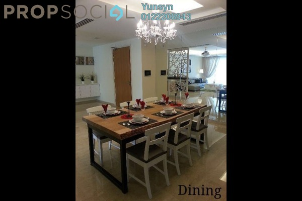 For Rent Condominium at 28 Mont Kiara, Mont Kiara Freehold Fully Furnished 3R/4B 8.5k