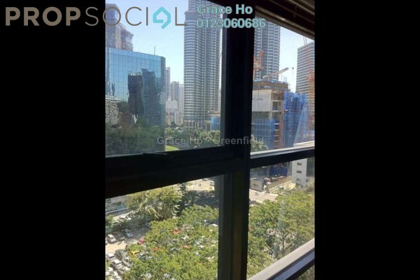 For Sale Office at Plaza 138, KLCC Freehold Semi Furnished 2R/2B 730k
