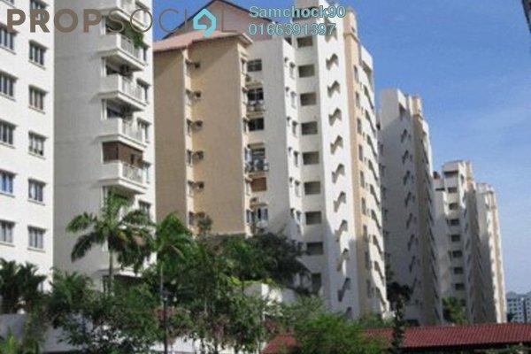 For Sale Condominium at Puncak Seri Kelana, Ara Damansara Leasehold Semi Furnished 3R/2B 475k