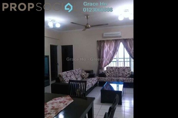 For Rent Condominium at Sri Ampang, Ampang Leasehold Fully Furnished 3R/2B 1.85k